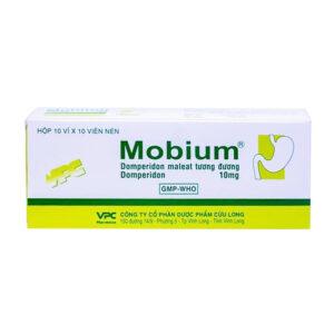 Thuốc Mobium 10 mg - Làm Dịu Triệu Chứng Của Bệnh Dạ Dày