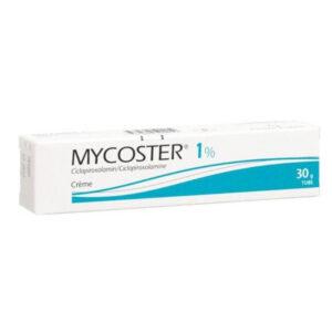Thuốc Mycoster Cream 1% Tuýp 30g - Trị Các Bệnh Về Da