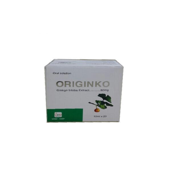 Thuốc Originko 80Mg Hộp 20 Ống  - Viên Uống  Bổ Não