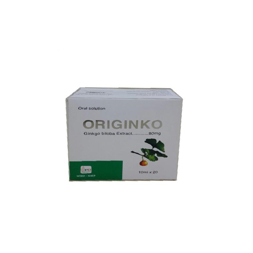 Thuốc Originko 80Mg Hộp 20 Ống