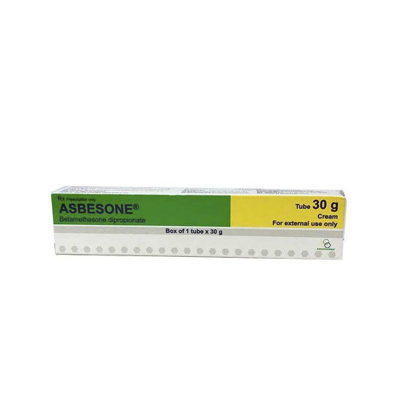 Thuốc bôi Asbesone 30g