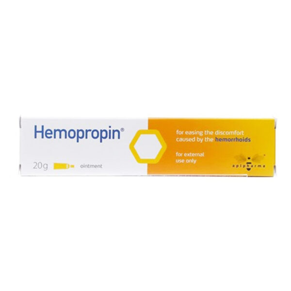 Thuốc Bôi Trĩ Hemopropin Tuýp 20 gram