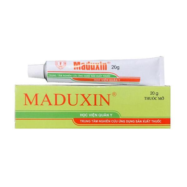 Thuốc chữa bỏng Maduxin 20g