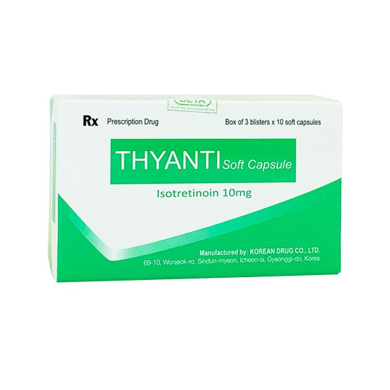 Thyanti 10Mg