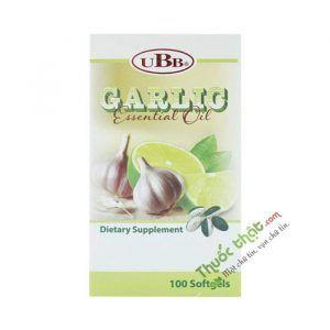 UBB Garlic Essential Oil