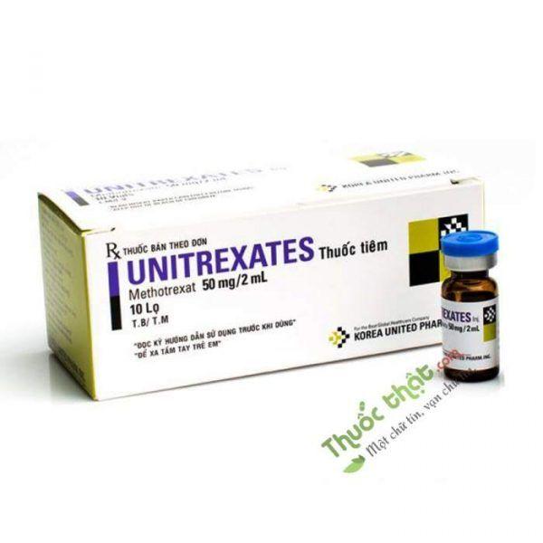 Unitrexates Hộp 10 Lọ - Điều Trị Ung Thư