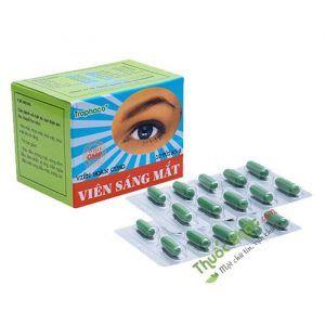 Traphaco Hộp 50 Viên - Điều Trị Bệnh Về Mắt