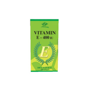 Vitamin E Nuhealth Lọ 100 viên - Bổ sung vitamin E