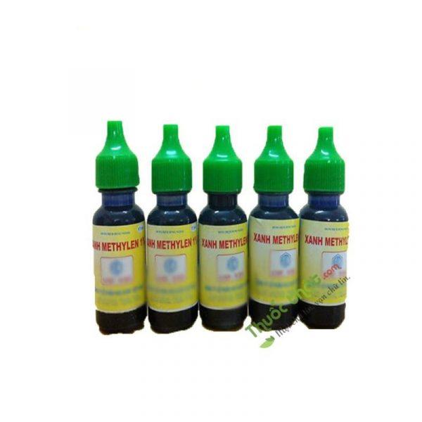 Xanh Methylen - Giúp Sát Trùng Ngoài Da