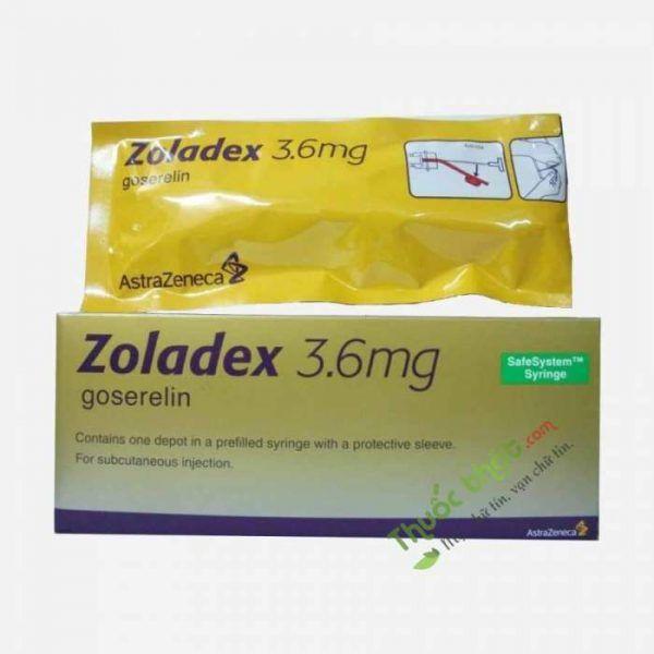 Zoladex 3.6mg Hộp 1 Bơm Tiêm - Điều Trị Ung Thư