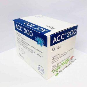 Thuốc Acc 200