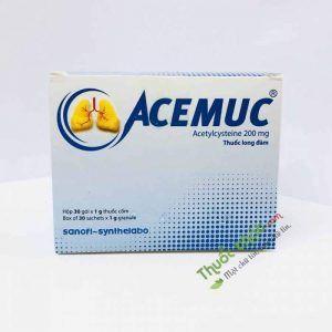 Thuốc Acemuc200