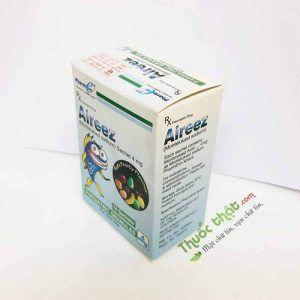 THUỐC AIREEZ 4 MG - Điều trị hen phế quản, viêm mũi dị ứng
