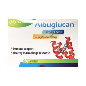Albuglucan - Giúp tăng cường hệ miễn dịch