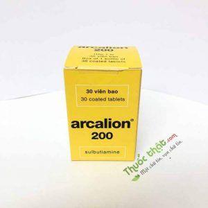 Thuốc Arcalion 200-Trị Suy Giảm Thể Lực, Suy Giảm Thần Kinh