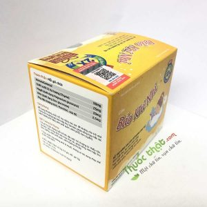 Bảo khí nhi hộp 14 gói - Hỗ trợ tăng cường sức đề kháng cho trẻ