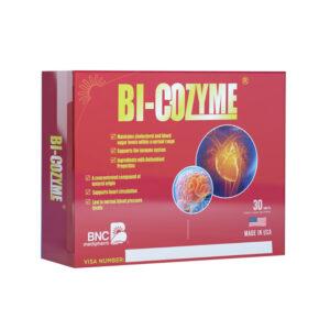 Bi-Cozyme Hộp 30 viên - Hạn Chế Hình Thành Máu Đông