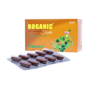 Boganic Hộp 50 viên - Bảo vệ tế bào gan
