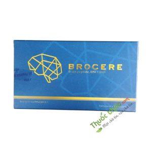 Thực phẩm chức năng Brocere