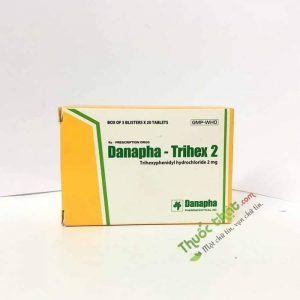 Thuốc Amitriptylin 25mg-Trị Loạn Tâm Thần Hưng Trầm Cảm