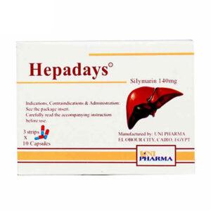 Hepaday Hộp 30 viên - Điều trị viêm gan