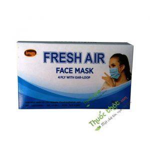 Khẩu Trang Fresh Air Hộp 50 Cái
