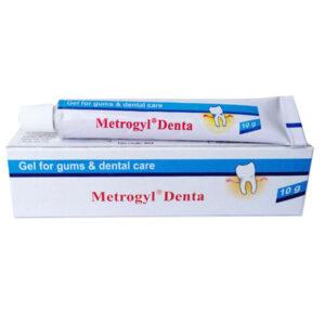 Metrogyl Denta 10g - Điều trị vấn đề răng miệng