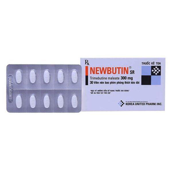 Thuốc Newbutin - Hộp 30 Viên - Điều Trị Viêm Loét Dạ Dày, Tá Tràng