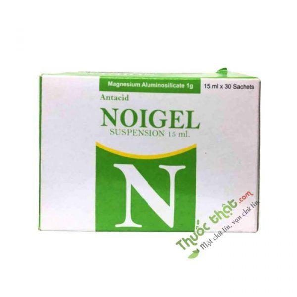 Noigel Hộp 30 gói- Điều trị bệnh dạ dày