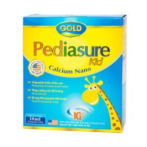Pediasure Kid - Hộp 20 Ống - Bổ Sung Dưỡng Chất Cho Bé