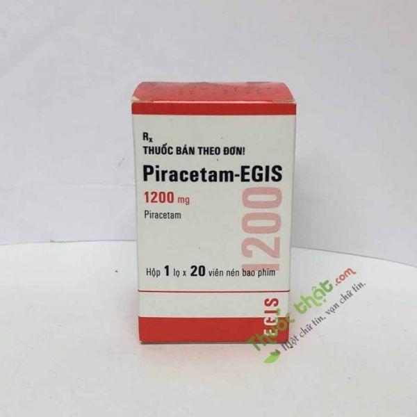 Thuốc Piracetam Egis 1200mg-Điều Trị Giảm Nhận Thức