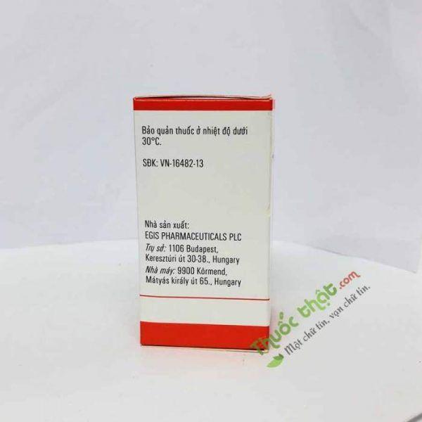 Thuốc Piracetam Egis 800mg-Điều Trị Giảm Nhận Thức