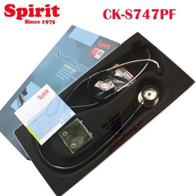 CK-S747PF - Ống Nghe Tim Mạch 2 Mặt