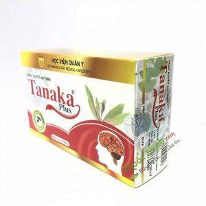 Tanaka Plus Hộp 30 Viên - Tăng Cường Tuần Hoàn Não