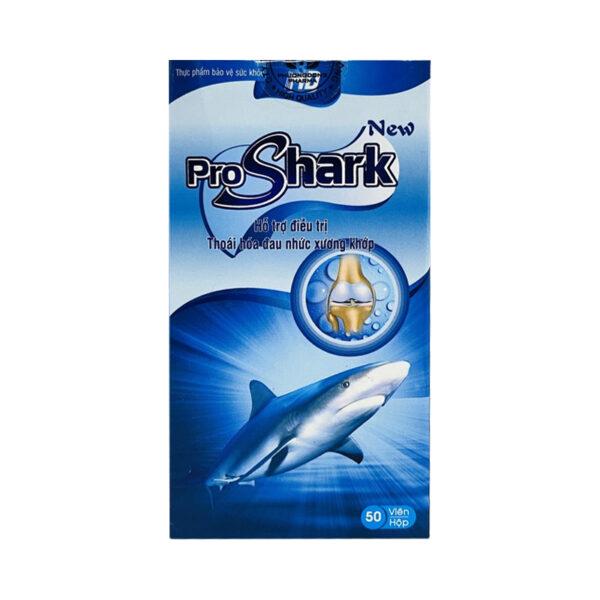 Pro Shark New Giảm Đau Nhức Xương Khớp Hộp 50 viên