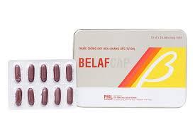 Belafcap Thuốc Bổ Sung Vitamin Và Khoáng Chất Hộp 100 Viên
