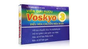 Viên Giải Rượu Voskyo 3