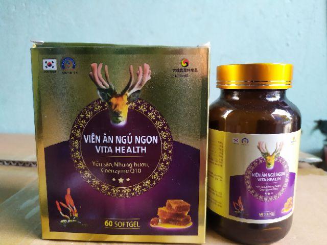 Vita Health hiện đang được bày bán trên gian hàng của sieuthithuoctay.vn