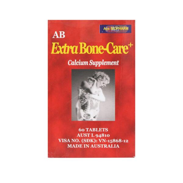 AB Extra Bone Care Hộp 60 viên - Ngừa Loãng Xương