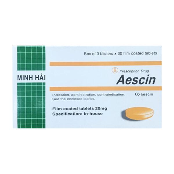 AESCIN 20mg