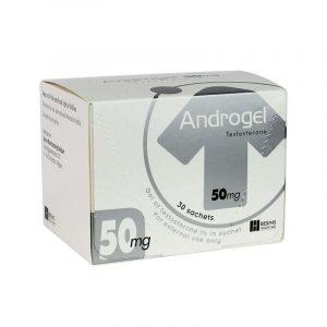 Androgel 50mg - Tăng Testosterol ở nam