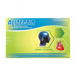 Alizectin Hộp 30 viên - Tăng tuần hoàn máu não