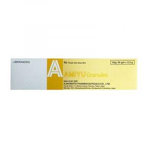 Amiyu Granules 2,5g Hộp 30 gói - Cung cấp Axit amin