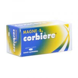 B6 Corbiere - Hộp 50 Viên - Bổ Sung Magie Và Vitamin B6