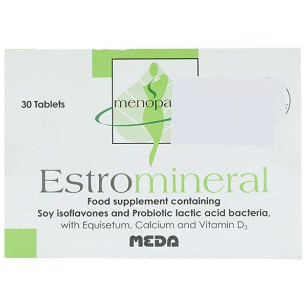 Estromineral Hộp 30 Viên - Điều Hòa Nội Tiết Tố Nữ