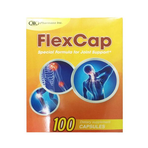 Thuốc Flexcap Hộp 100 Viên - Giảm Đau Nhức Xương Khớp