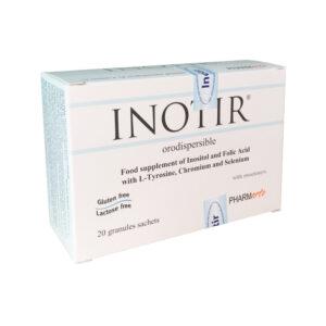 Inotir Hộp 10 gói - Điều trị buồng trứng đa nang