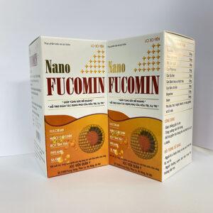 Nano Fucomin Hộp 30 viên - Hỗ trợ điều trị bệnh nhân ung thư