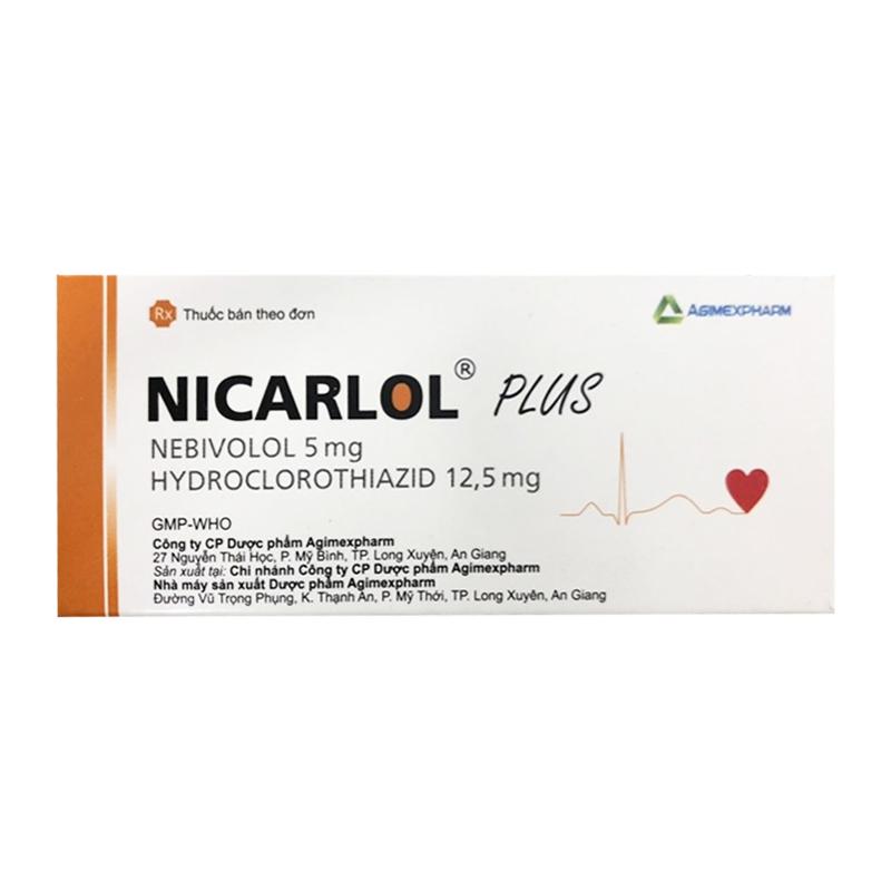 Nicarlol Plus