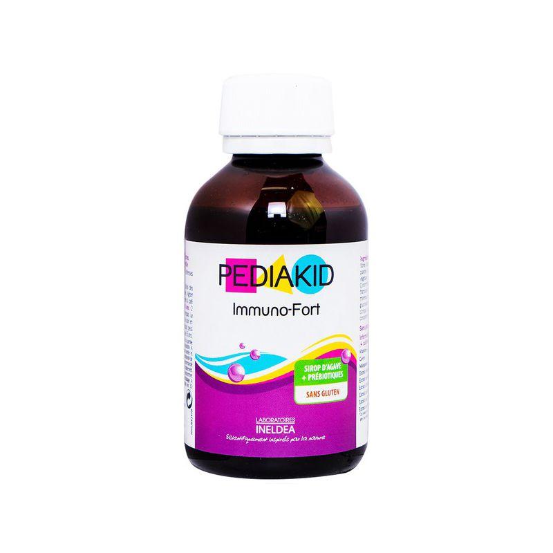 Pediakid Immuno Fort Chai 125ml